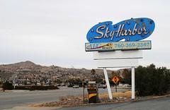 Sky Harbor Motel, Yucca Valley California