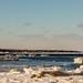 Baie des Chaleurs in February - La Baie des Chaleurs en février by Kako Kid