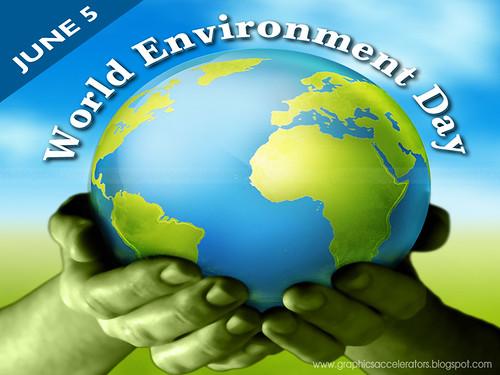 विश्व पर्यावरण दिवस