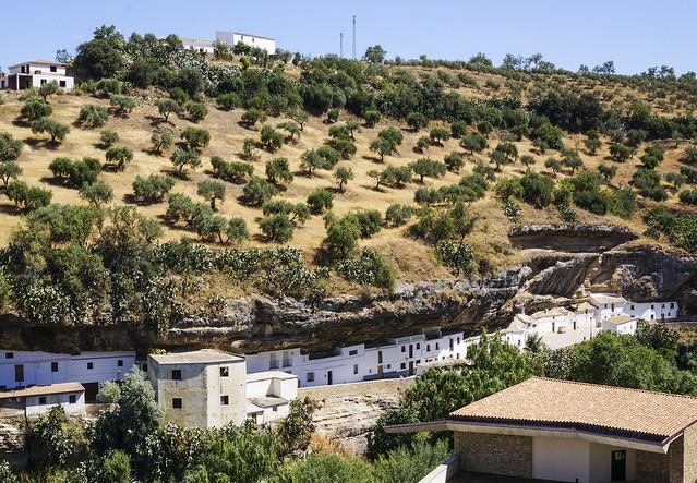 4. Setenil, Spain