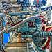 Saturn V - F-1 Engine by kevolution15