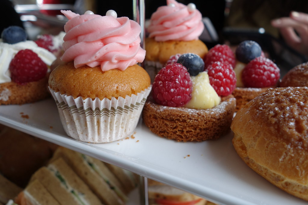 BB Bakery Gluten Free Afternoon Tea Tour - Cupcakes