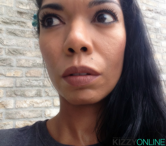FOTD Kizzy Online makeup KIKO