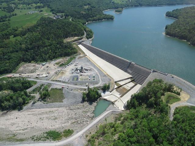Schoharie Reservoir Release Works