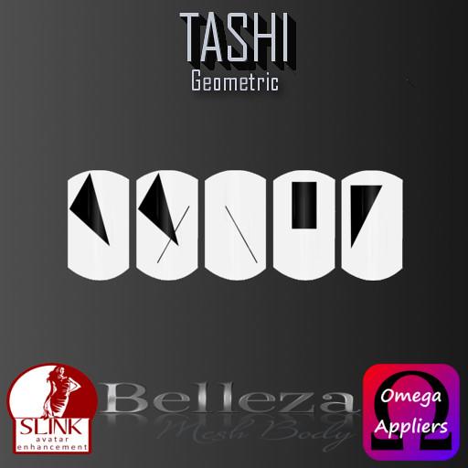 TASHI Geometric