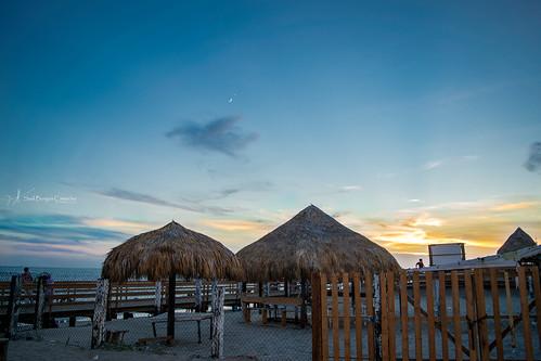 sol mexico atardecer mar venus playa luna arena paseo nubes palapa saul sinaloa malecón losmochis aguasalada maviri