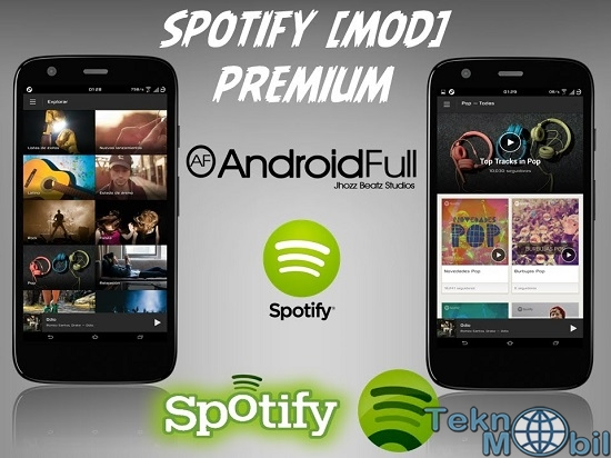 Spotify Premium Modlu Apk v8.4.18.743 İndir