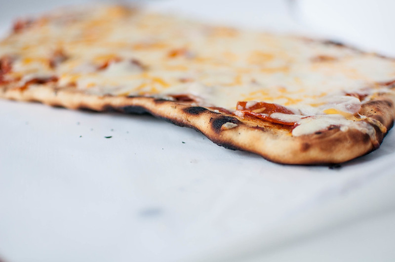 Grilled Pizza 1