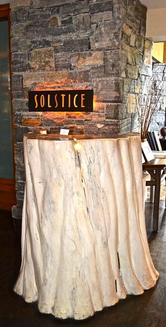 Entrance - Solcstice Restaurant - Stowe Mountain Lodge, Vermont