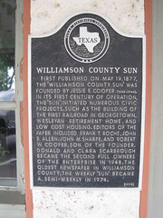 Photo of Black plaque number 25718