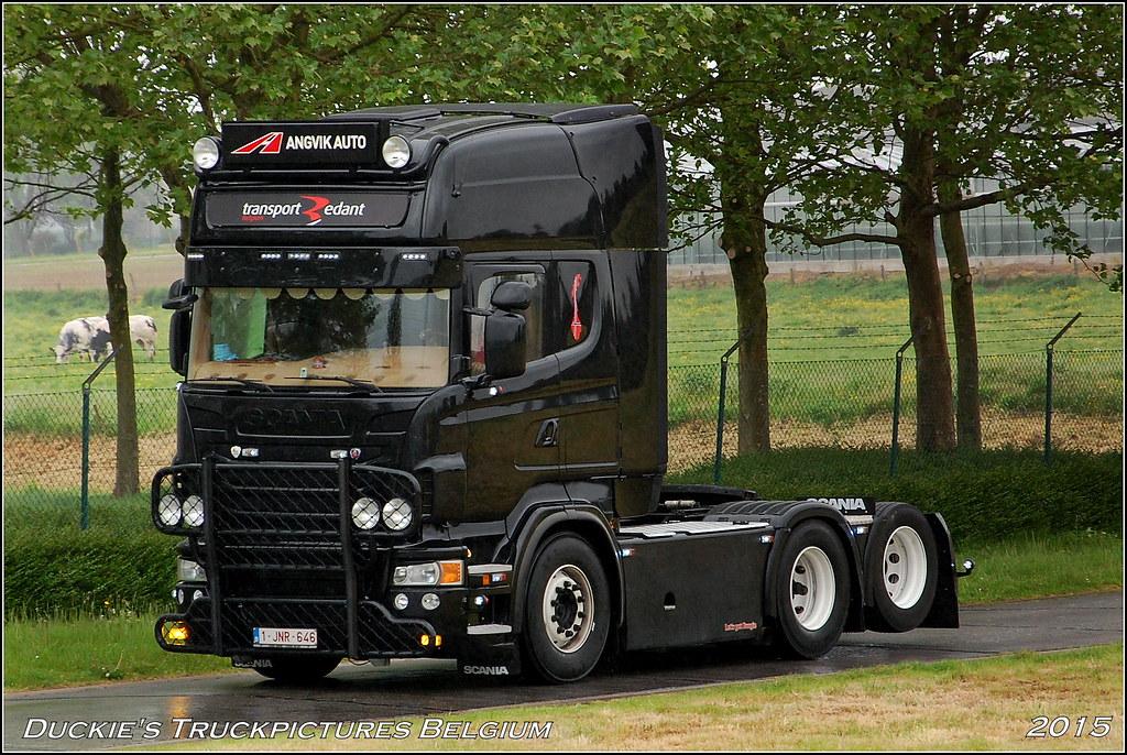 Scania V8 Power Wciekle Zielona Scania S520 Highline