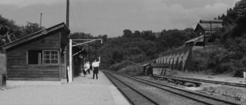 31−磐越東線舞木駅とホッパー