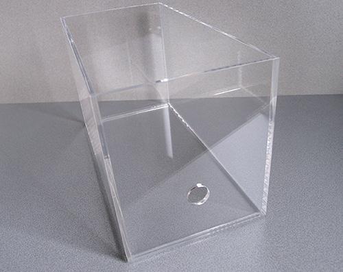 無印アクリルCDボックス