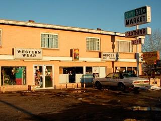 Route 66 / Grants, New Mexico, 2001