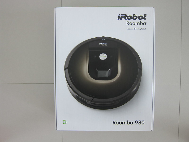 iRobot Roomba 980 - Box Front