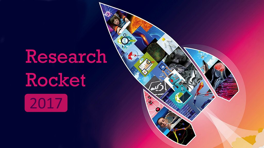 Come to this year's Research Rocket event taking place on Thursday 2 March.