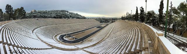 Panathenaic Stadium ...Athens.