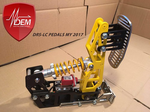 DRS-LC Pedals MY 2017