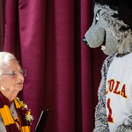 Loyola Athletics New Hall of Fame Display