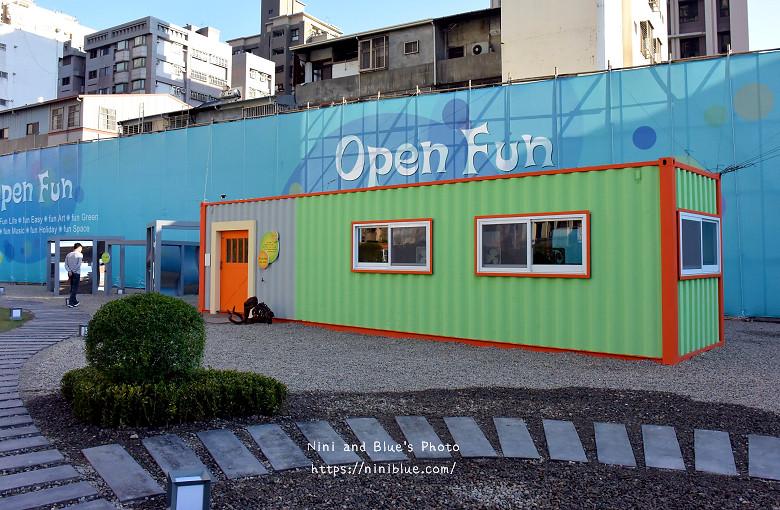 OpenFun 藝術家駐村.台中景點.繽紛貨櫃屋.勤美術館13