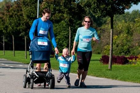 Běžecký happening na Ladronce koncem září podpoří setkávání generací