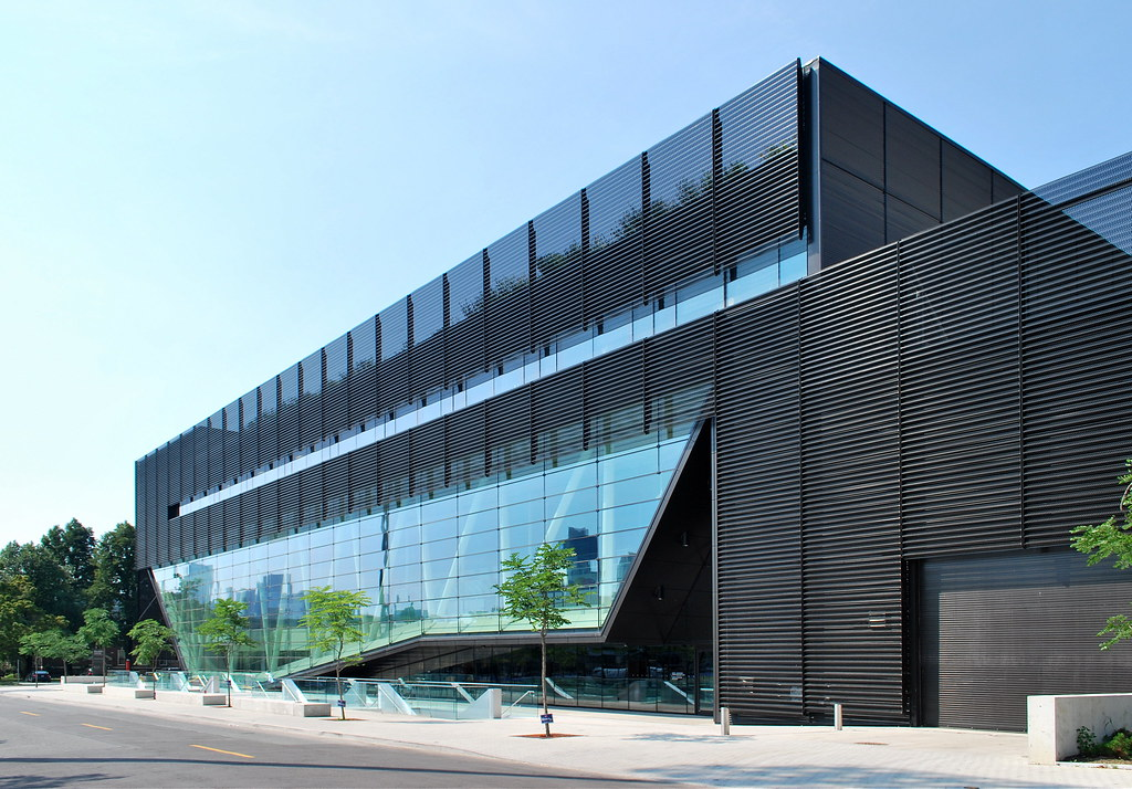 U of T Goldring Centre for High Performance Sport m 6s