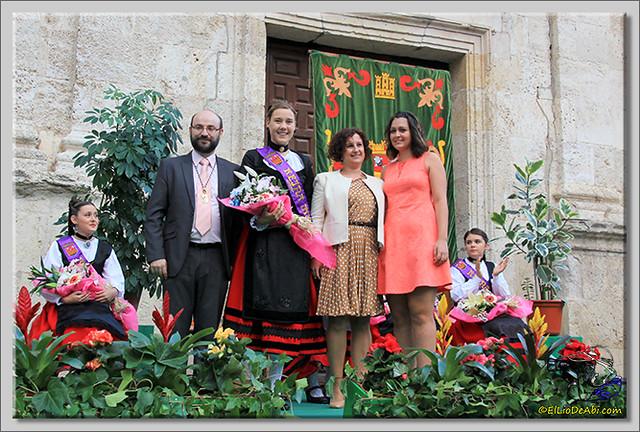 Briviesca en Fiestas 2.015 Proclamación de las Reinas y lectura del Pregón (19)