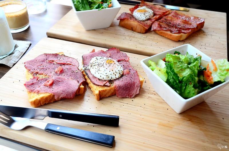 莫爾本布蕾斯咖啡廳板橋府中早午餐推薦不限時Melbourne Press Cafe(32)