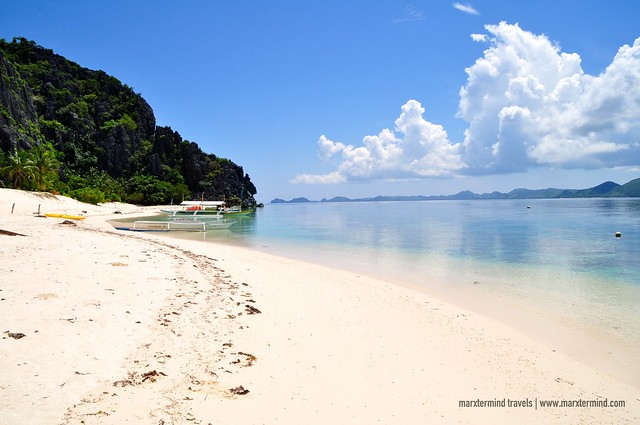 Beautiful Black Island Busuanga