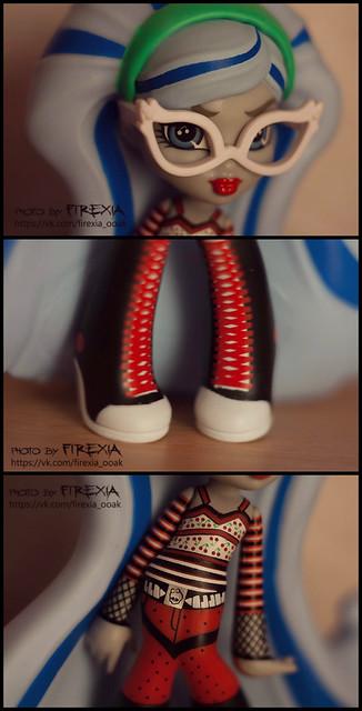 Ghoulia vinyl figure
