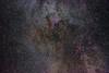 North American nebula in Cygnus