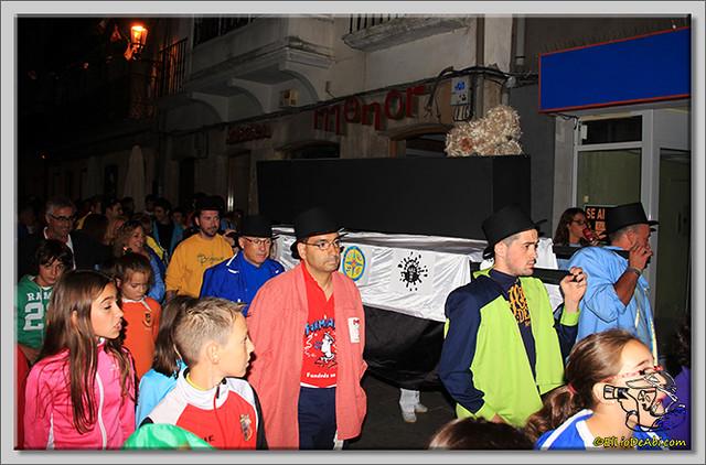 Jira campestre Entierro de San Roquín y subida de blusas (16)