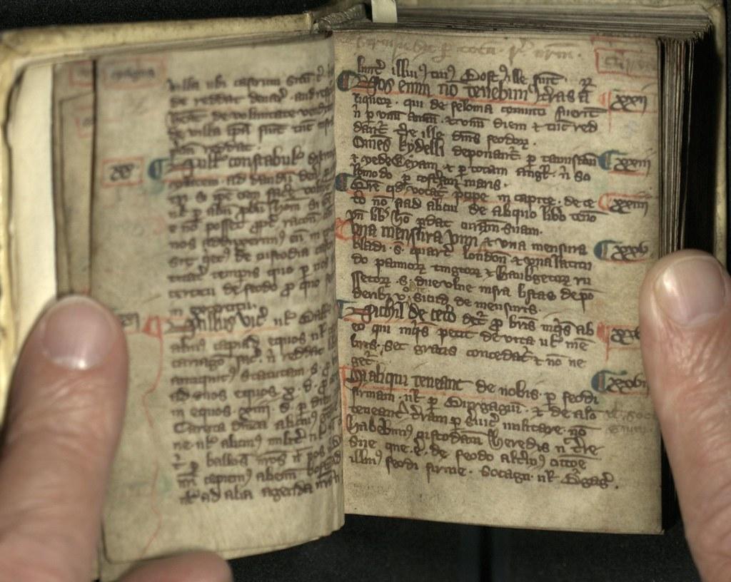 Mssg M27 No1 F5 Source Statuta Vetera Magna Carta And O Flickr