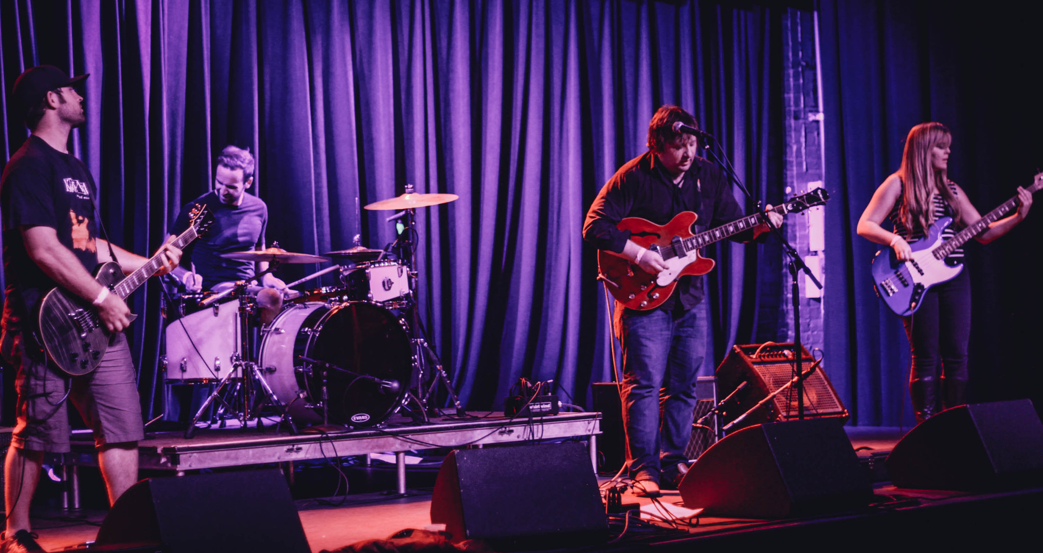 Pyrate @ The waiting Room | 9.4.15 | Benson Femme Fest