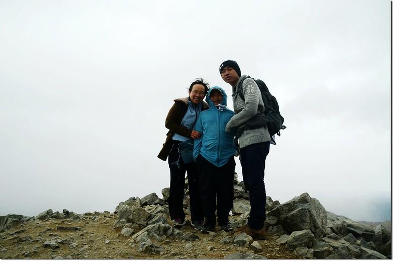 The summit of Torreys Peak 4