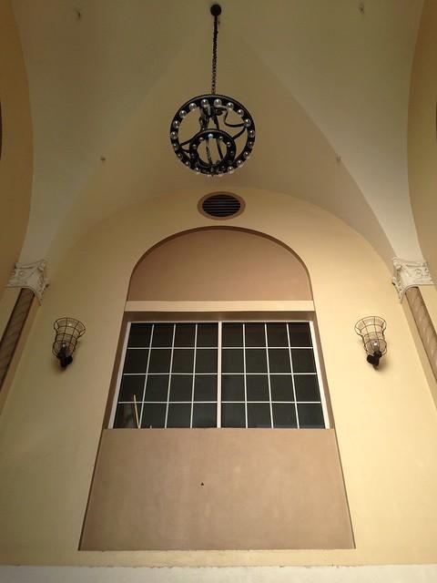 Just Inside Saenger Theatre, Pensacola FL