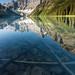 Chephren Lake by Jeremy Duguid