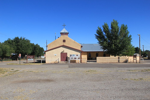 Our Lady of Mt. Carmel Catholic Church, Moriarty, NM