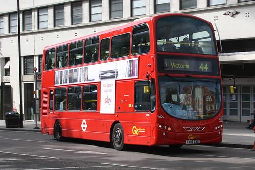 London General WDL1 LX58CWG