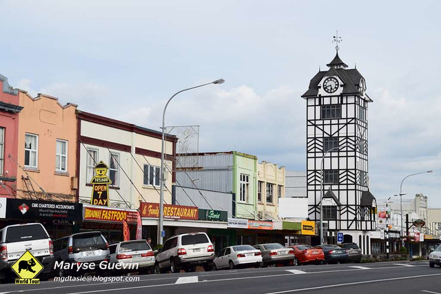 Stratford Nouvelle-Zélande