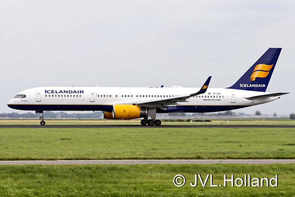 TF-ISZ - B752 - Icelandair