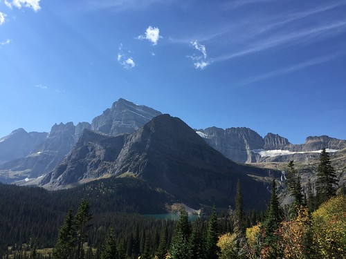 glacier grinnell trail
