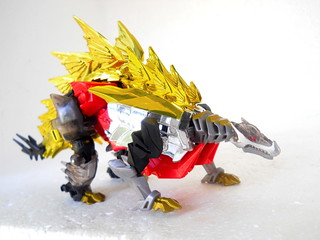 Dinobot Snarl beast mode
