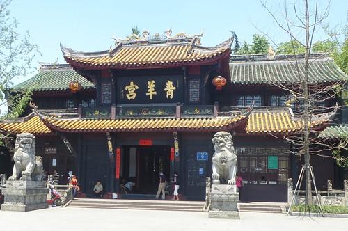 CH-Chengdu-Temple Taoiste (21)