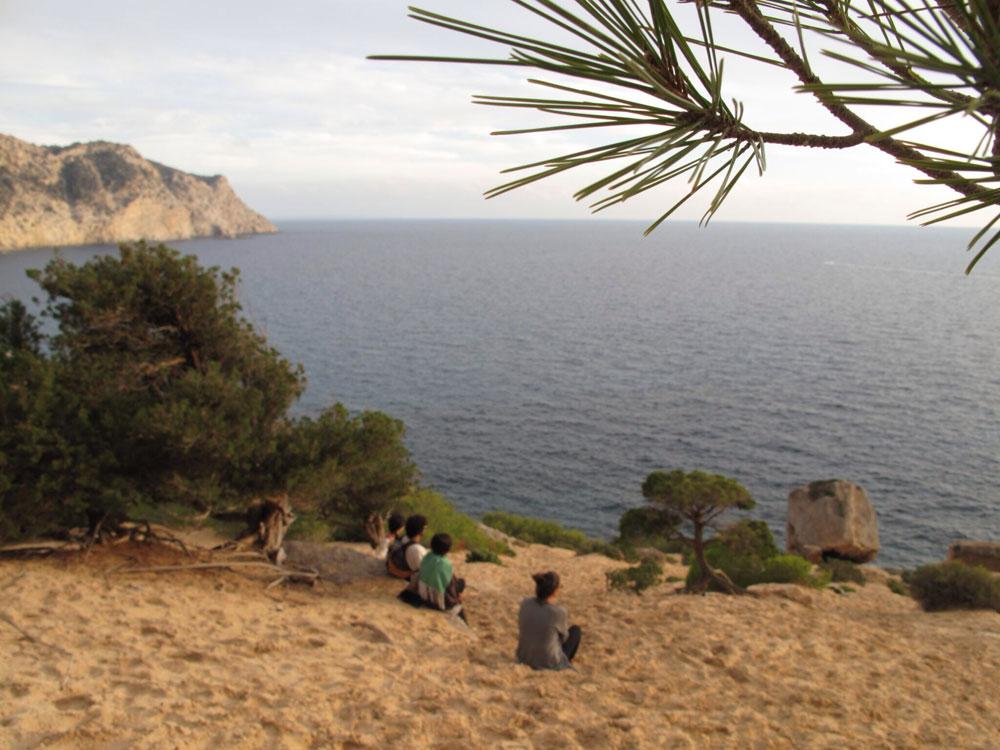 Reserva Natural de Cala d'Hort_atlantis_acceso dunas