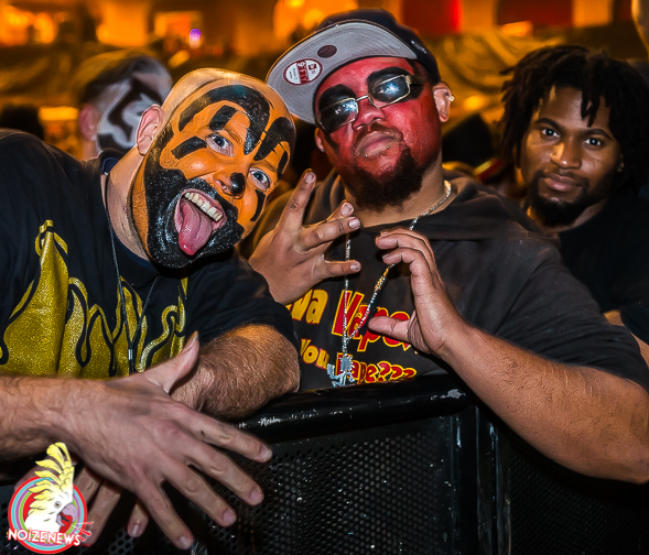Insane Clown Posse Hallowicked 2005 wsg Onyx and P.O.D