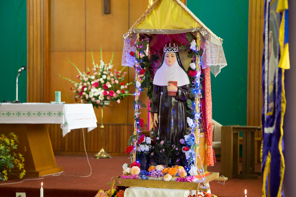 Feast of St Alphonsa 2015 - Syro-Malabar Catholic Community