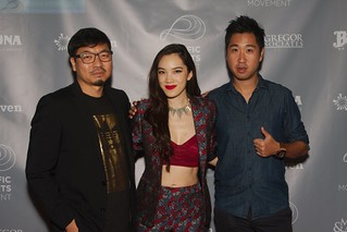 Benson Lee, Jessika Van, & Esteban Ahn