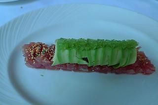 Chicago - C Chicago tuna tartare