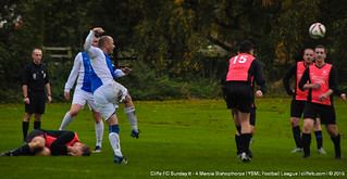 Cliffe FC Sunday 6 - 4 Marcia Bishopthorpe 18Oct15